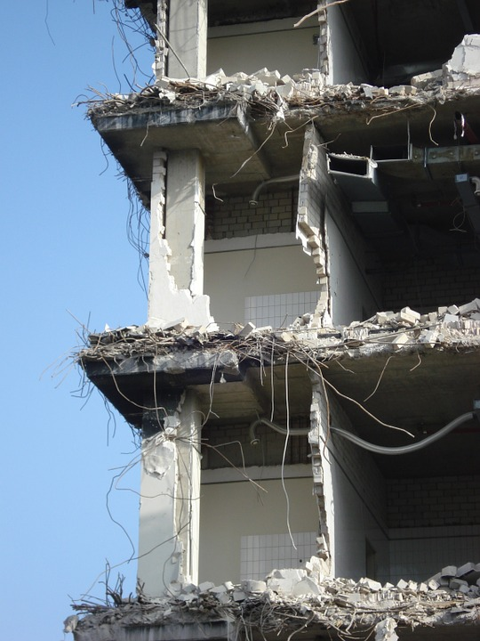 Why You Should Hire A Professional Demolition Crew To Demolish Your Properties